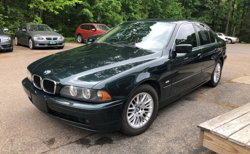 2001 BMW 530i 5 speed! Very clean