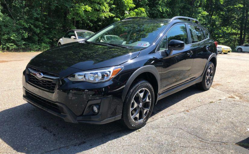 2018 Subaru Crosstrek Premium 41K miles