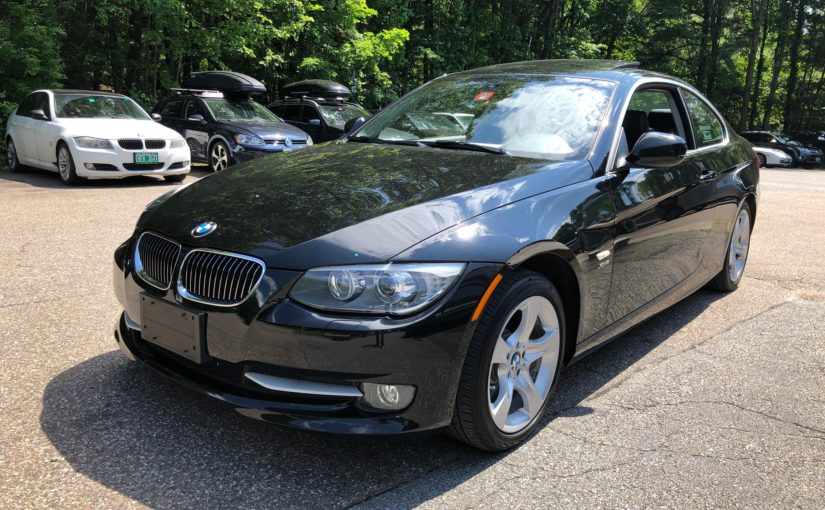 2011 BMW 335xi Coupe Only 35K miles!