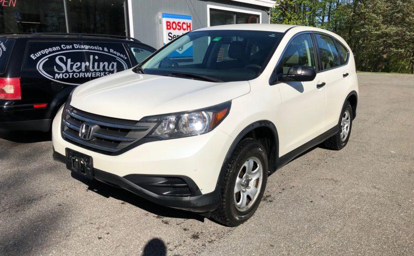 2014 Honda CRV LX