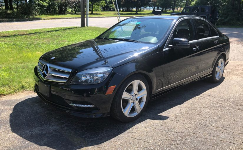 2011 Mercedes C300 Sport with 66K miles!